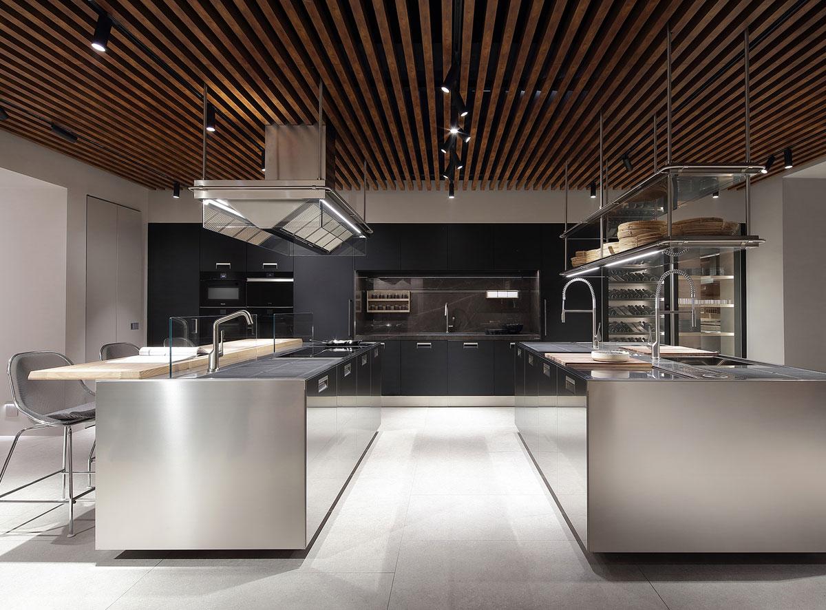 Commistione tra cucina e design - Interiors - IFDM