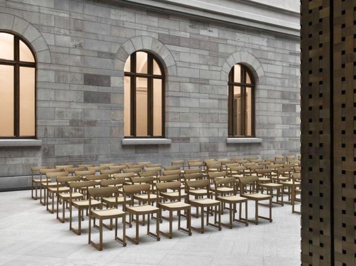 Atelier Chair, Studio Taf e Artek, auditorium