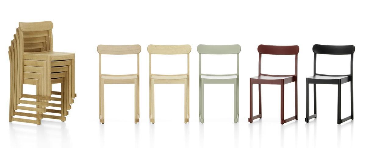 Atelier Chair, Studio Taf e Artek
