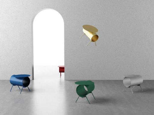 Mario Tsai, tavolino Pig side table, ©MarioTsai