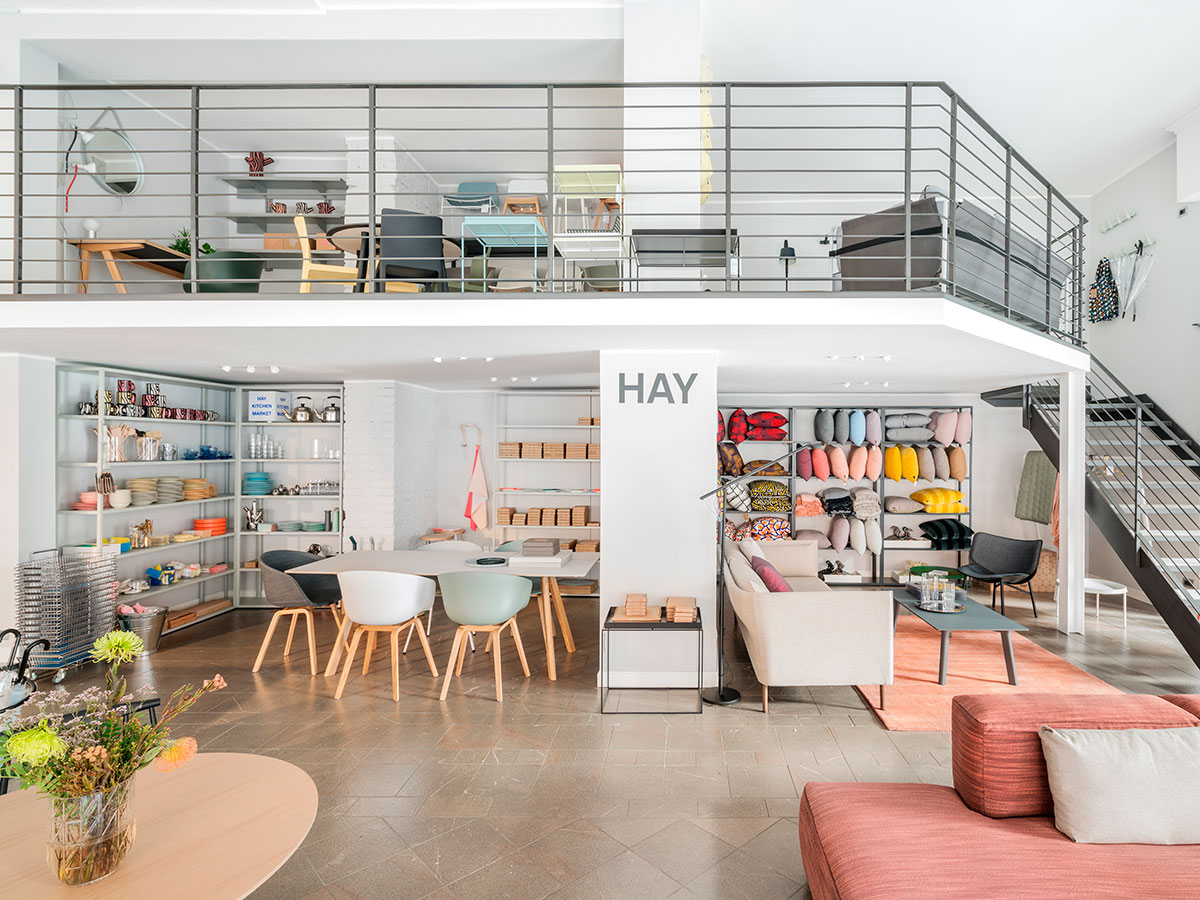 Design republic cresce con hay interiors ifdm for Hay design milano