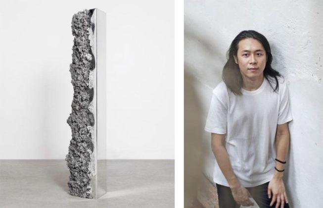Specchio Synthesis Monolith Mirror 1, Hongje Yang, photo ©Ronald Smits e Annemarijne