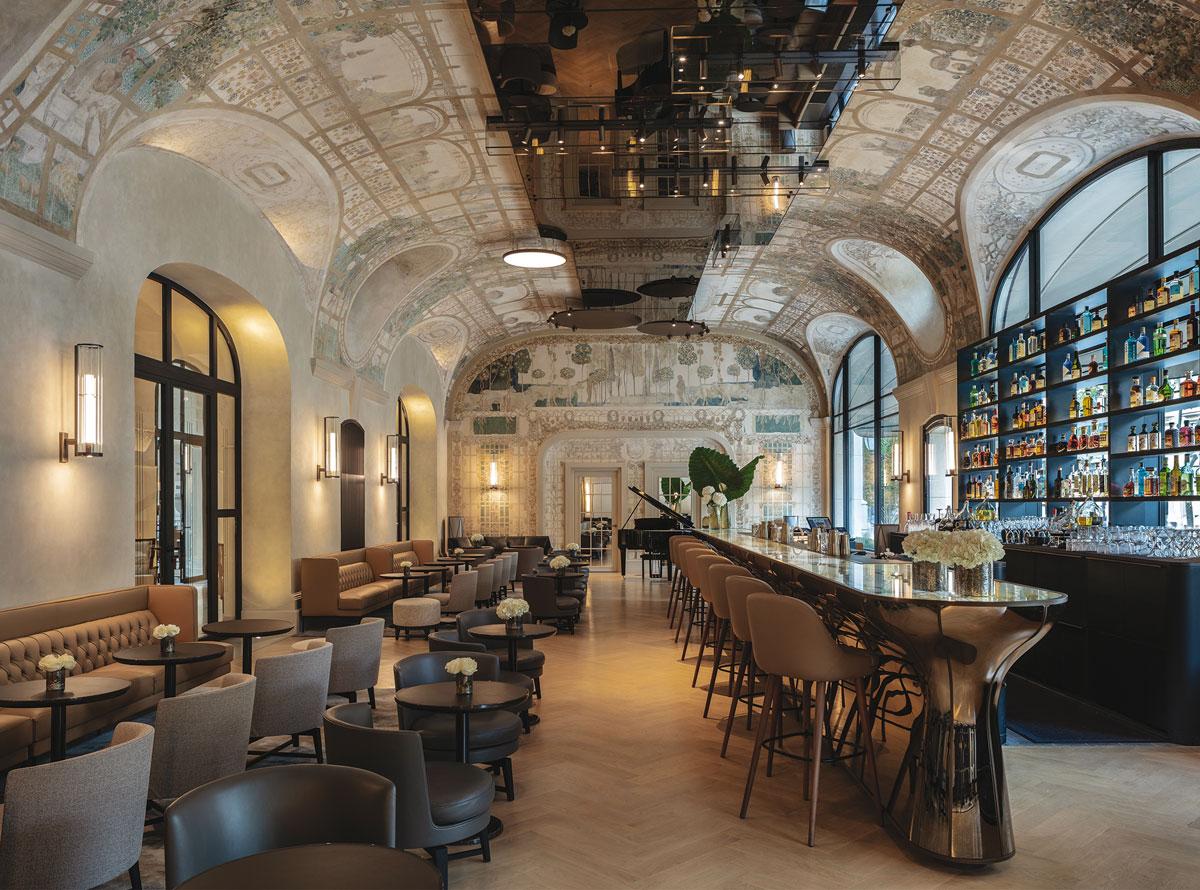 Hotel Lutetia, Bar Joséphine