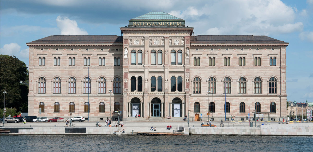 Nationalmuseum Stockholm © Hans Thorwid