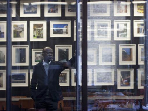Portrait of David Adjaye, ©Ed Reeve