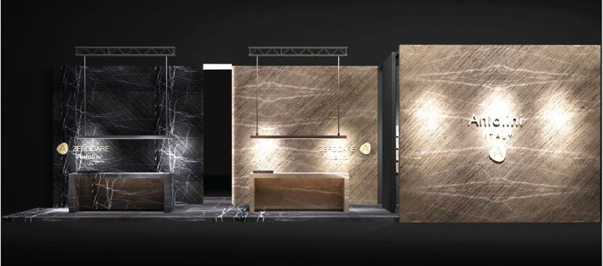 Stand Antolini a Imm Cologne 2019