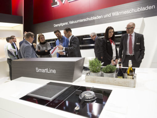Miele at Living Kitchen 2017