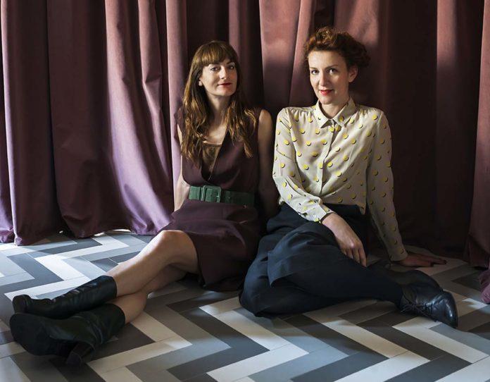 Chiara Di Pinto and Arianna Lelli Mami, ©Andrea Ferrari