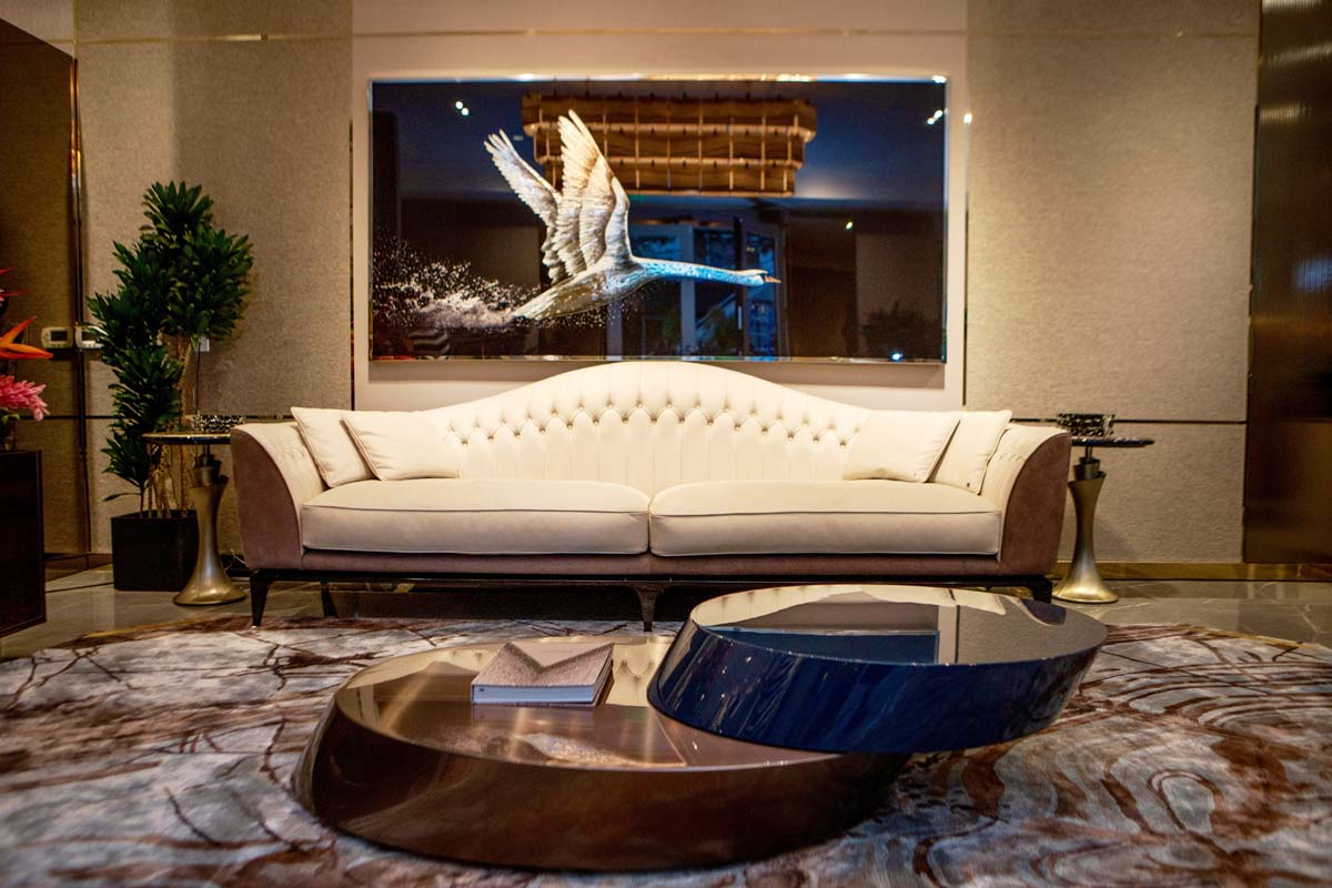 Flagship store Visionnaire a West Hollywood, Los Angeles