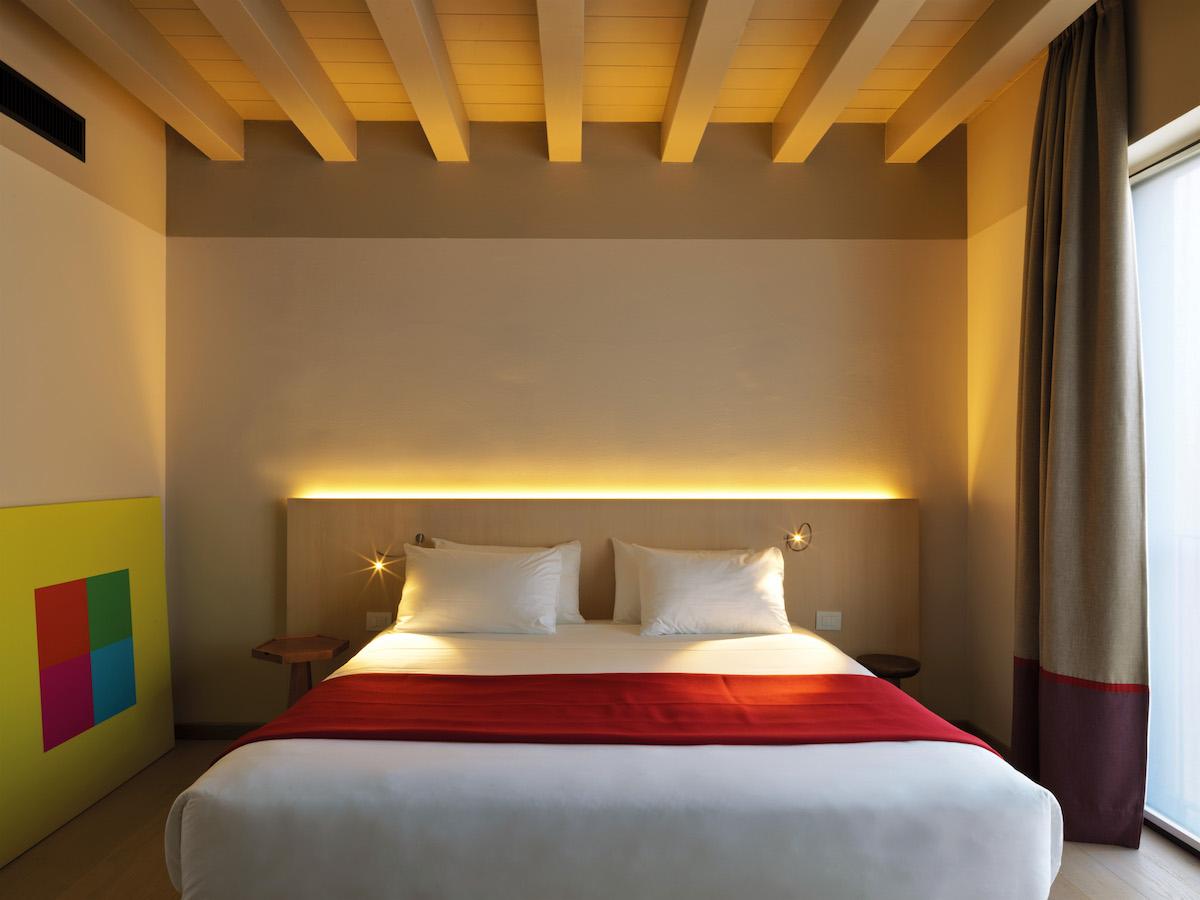 Savona 18 Suites, Milano, progetto Aldo Cibic, ©Matteo Piazza.