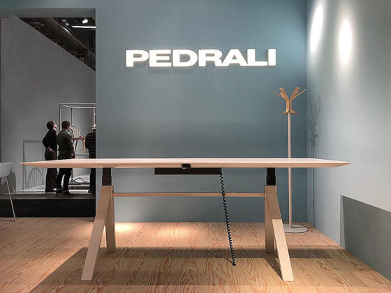 Arki Table by Pedrali R&D, Pedrali