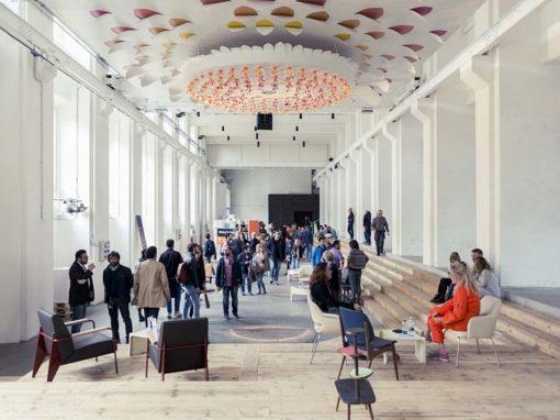 BASE lounge, © Maria Teresa Furnari