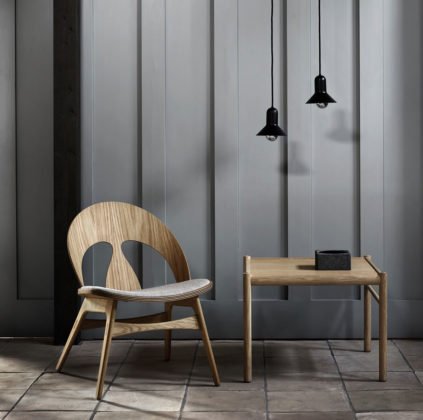 Contour chair, Carl Hansen & Son