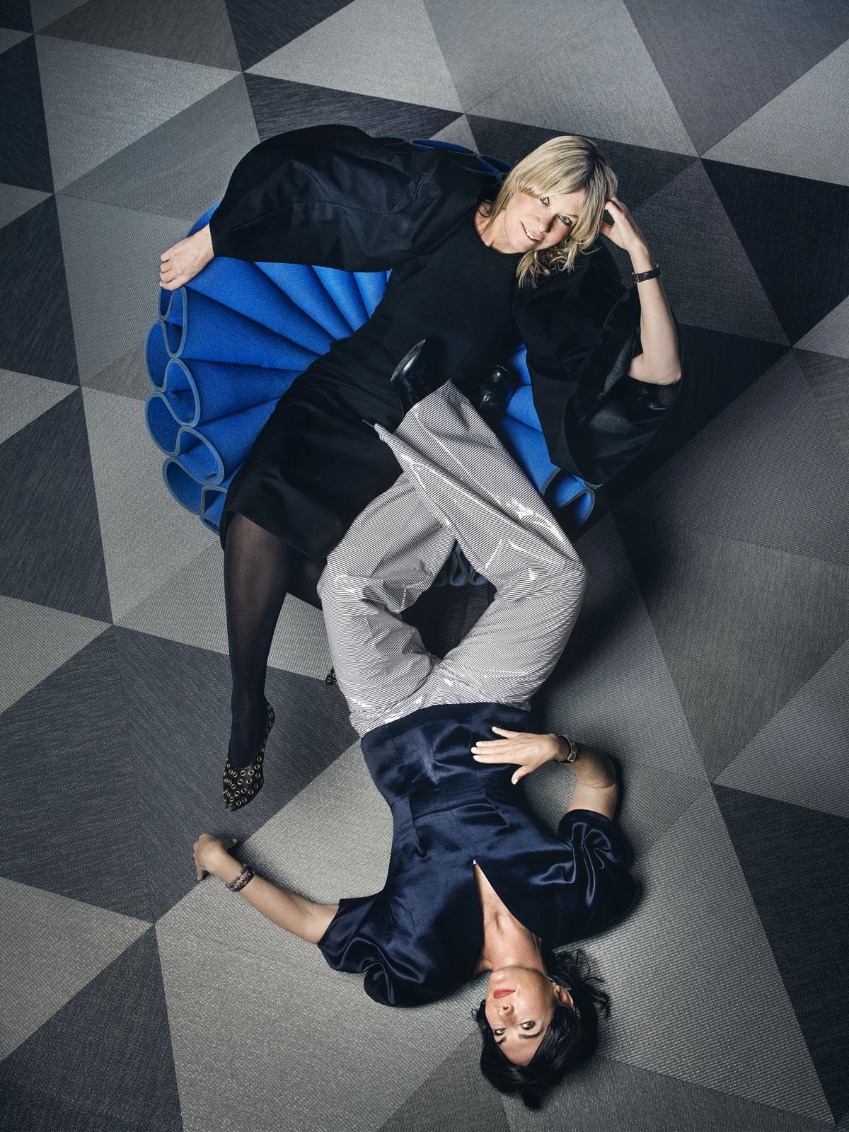 Annica e Marie Eklund