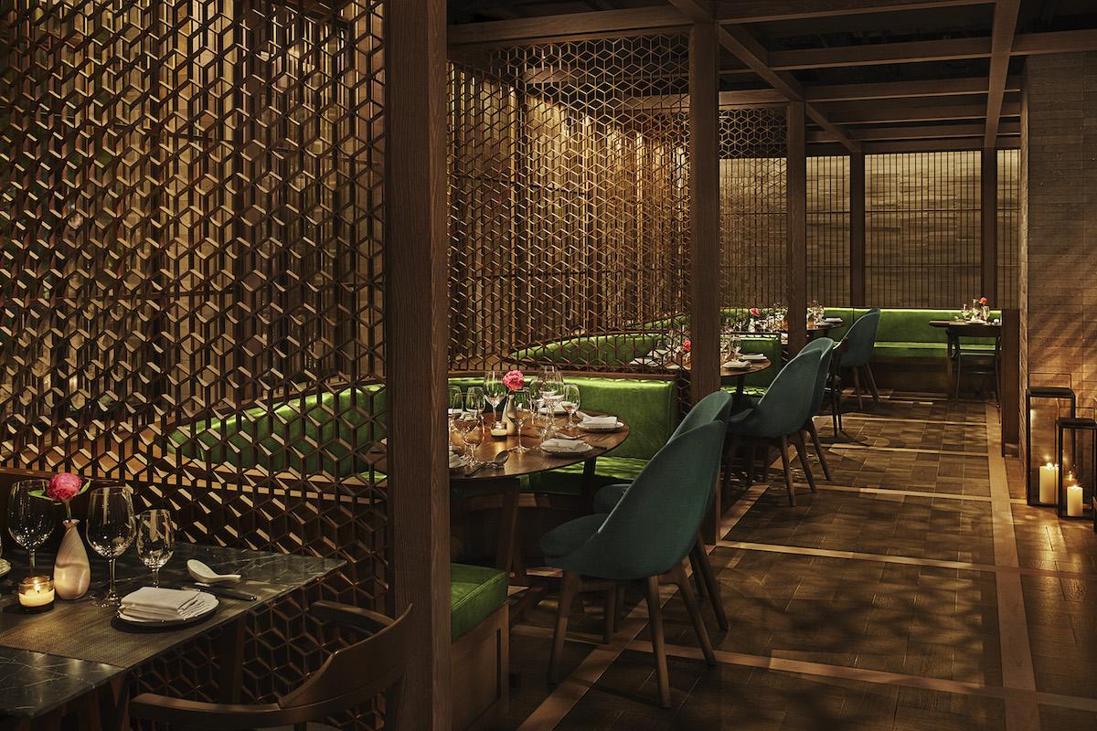Edition Shanghai Canton Disco - Dining Area