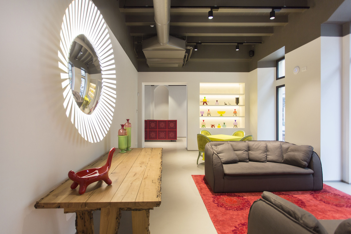 Savona 18 Suites, Milano, progetto Aldo Cibic, ©Adelaide Saviano