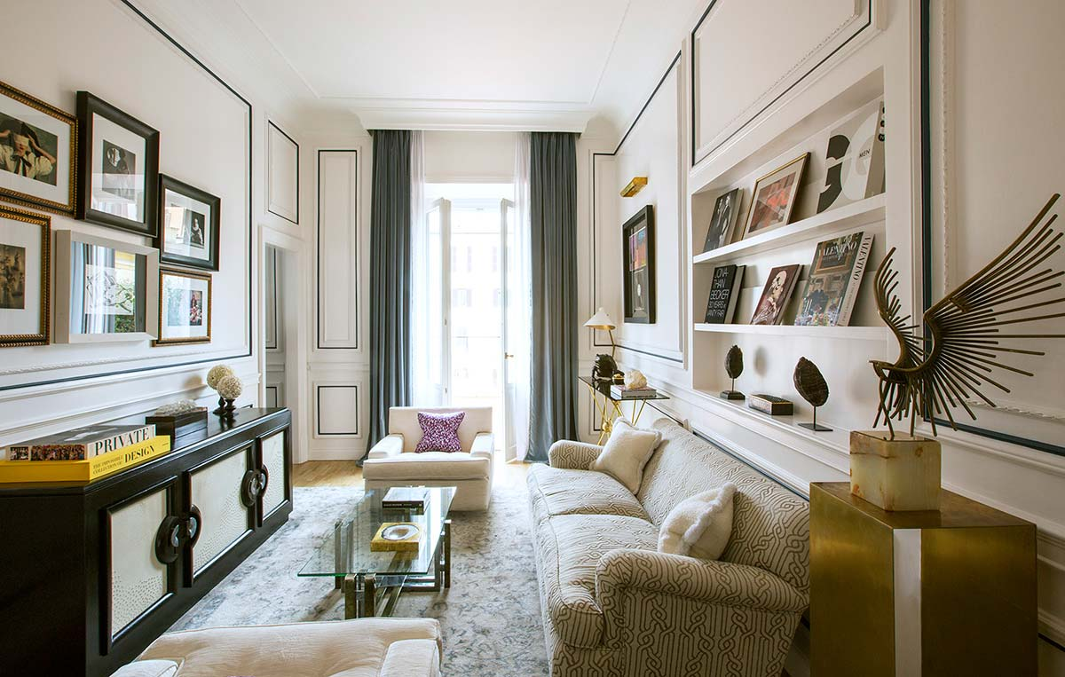 Dama Suite, Palazzo Dama