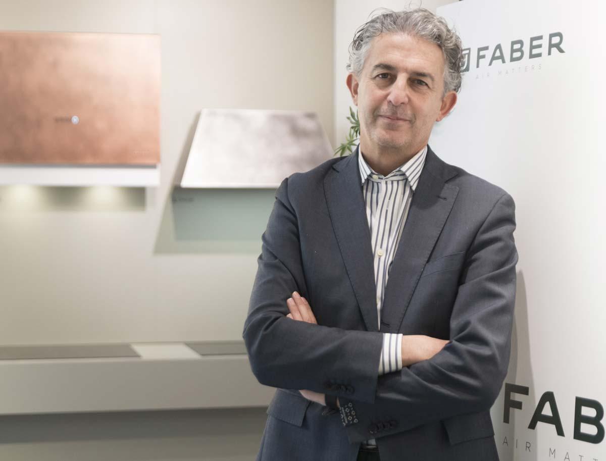 Dino Giubbilei, Direttore Marketing Faber
