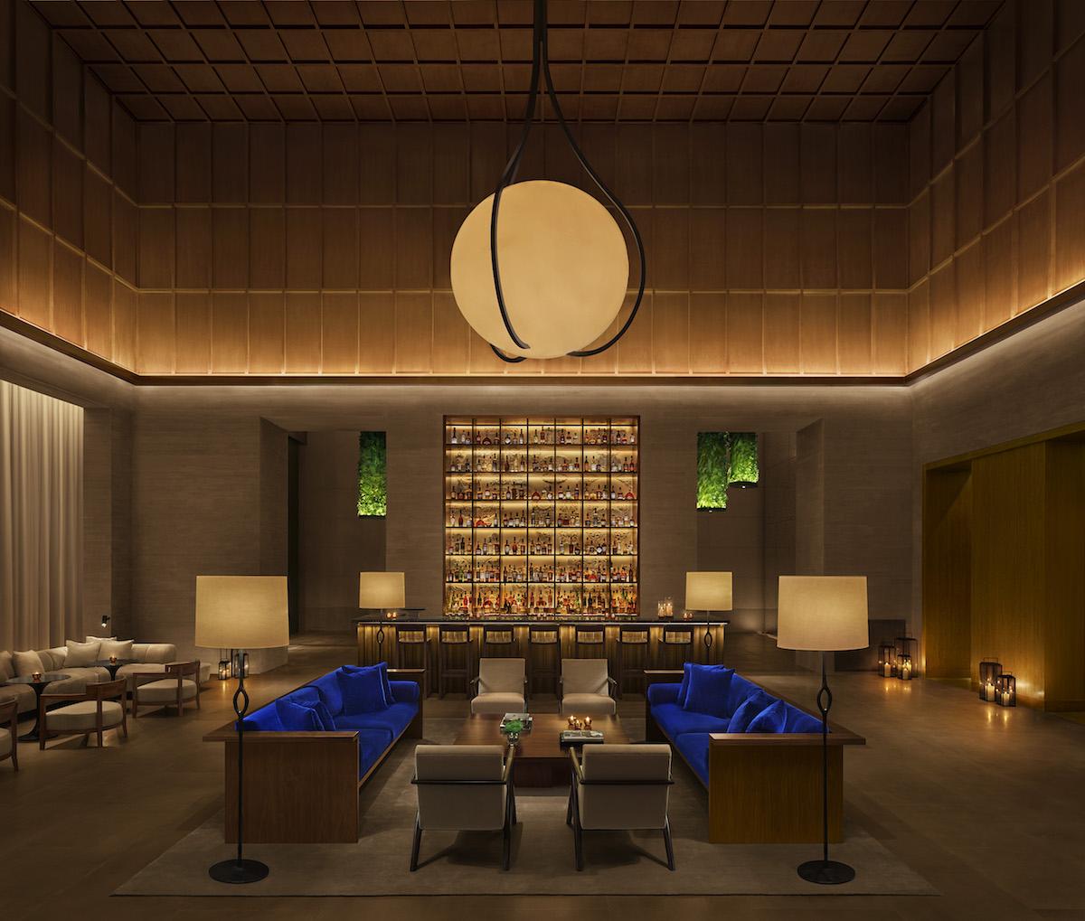 Edition Shanghai Lobby Bar