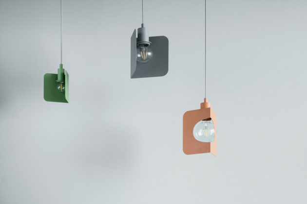 Pendant lamp, Fild Design