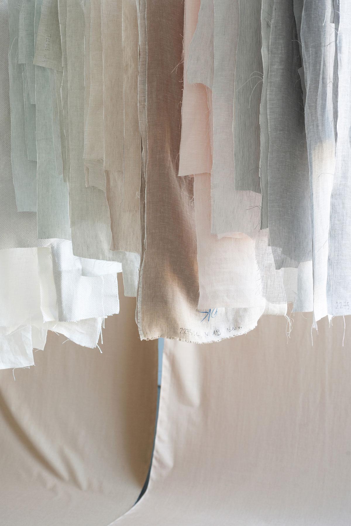 Linen anthology, © Andrea Ferrari