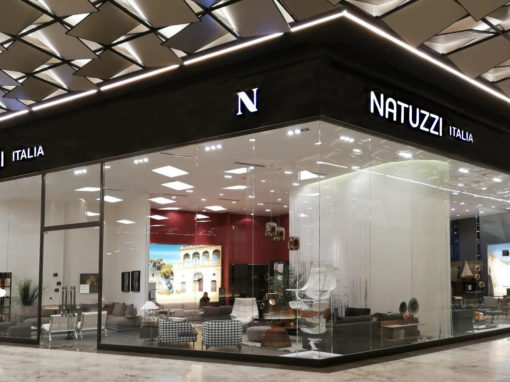 Natuzzi Italia, Istanbul store