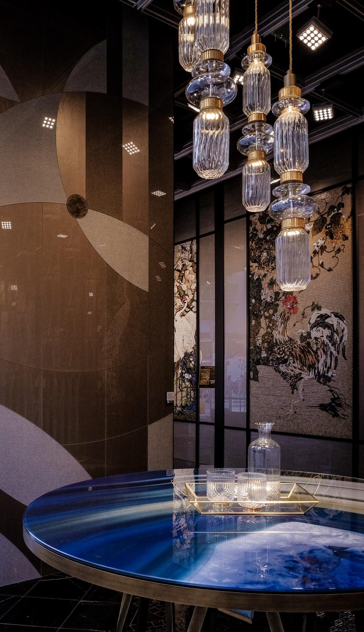 Nuovo showroom Sicis a Hong Kong