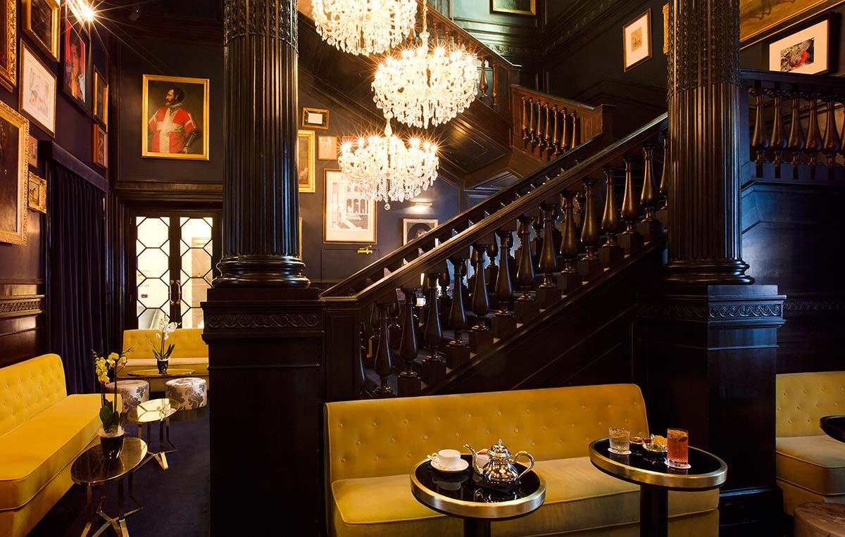 Pisco Bar, Palazzo Dama