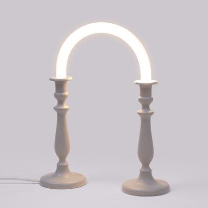 Candle Twins, design Marcantonio, Seletti