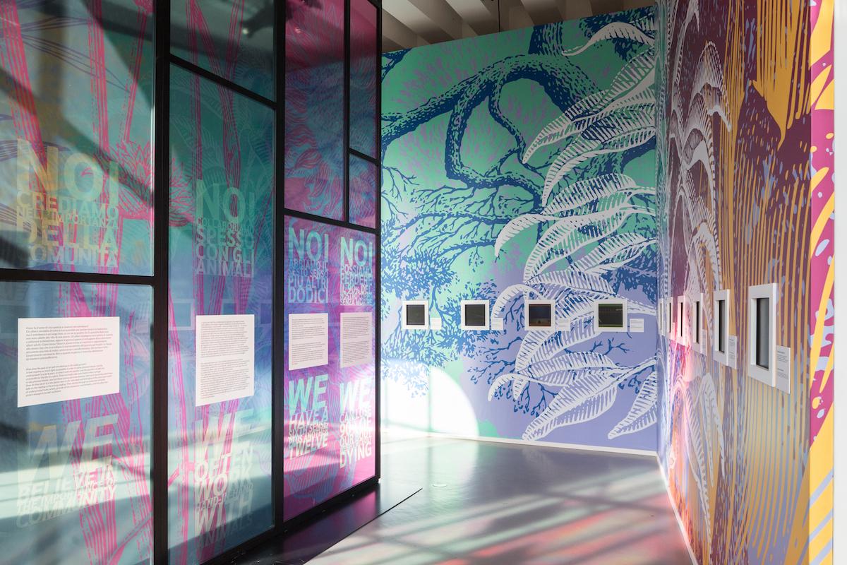 XXII Triennale, Milano,Broken Nature: Design Takes on Human Survival, La nazione delle Piante, Gianluca Di Ioia.