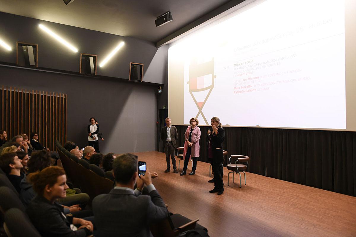 Conferenza stampa, Palazzo del Cinema