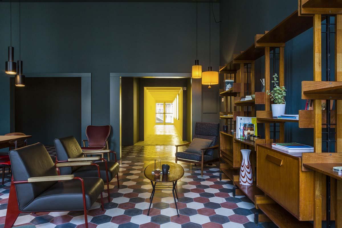 Casa BASE, © Serena Eller