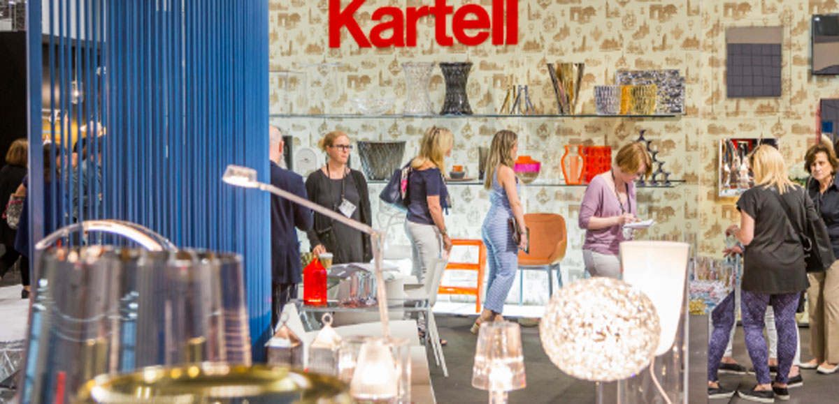 Stand Kartell a NY Now