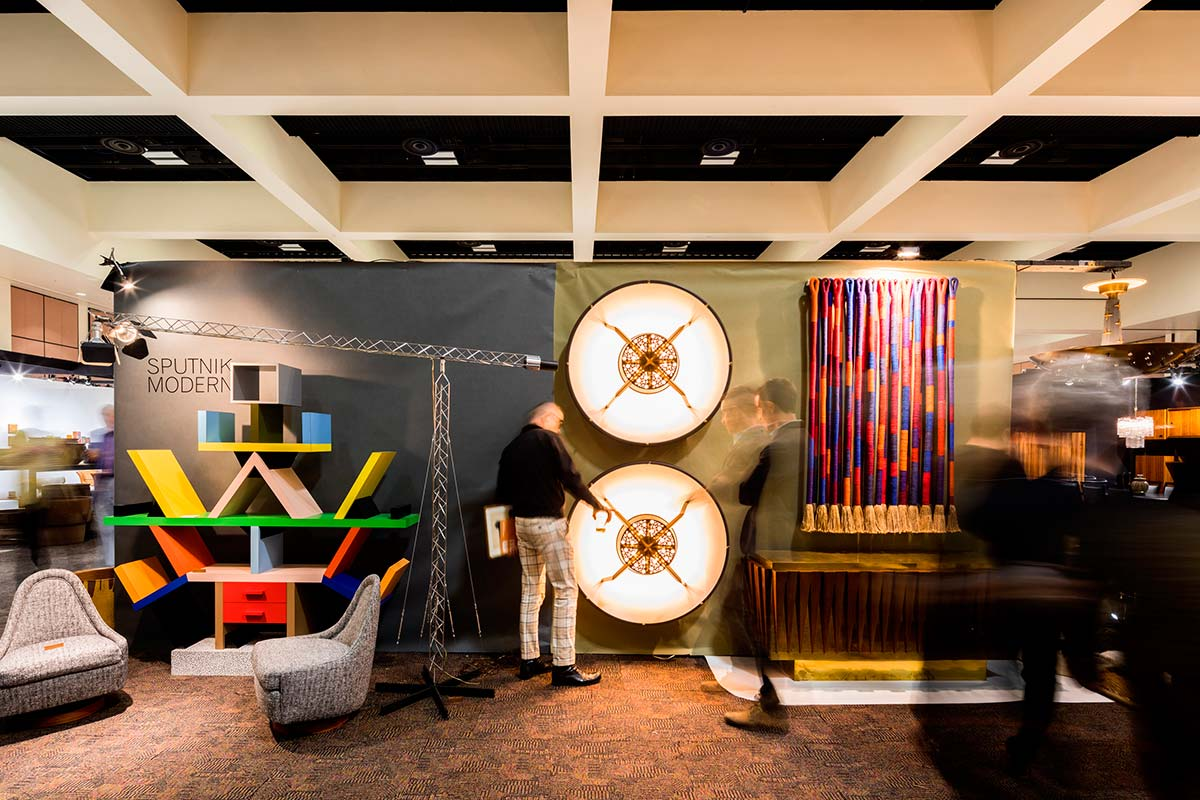 Preview Party at the Palm Springs Modernism Show & Sale, February 15