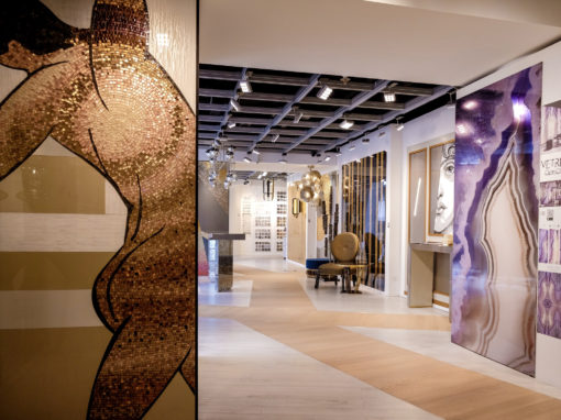 Nuovo showroom Sicis a Hong Kong