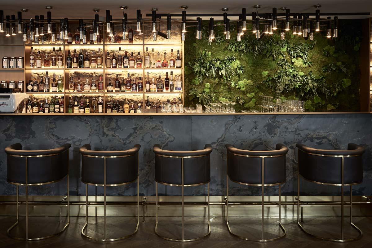 Design Hotel Pacai, bar Sofija