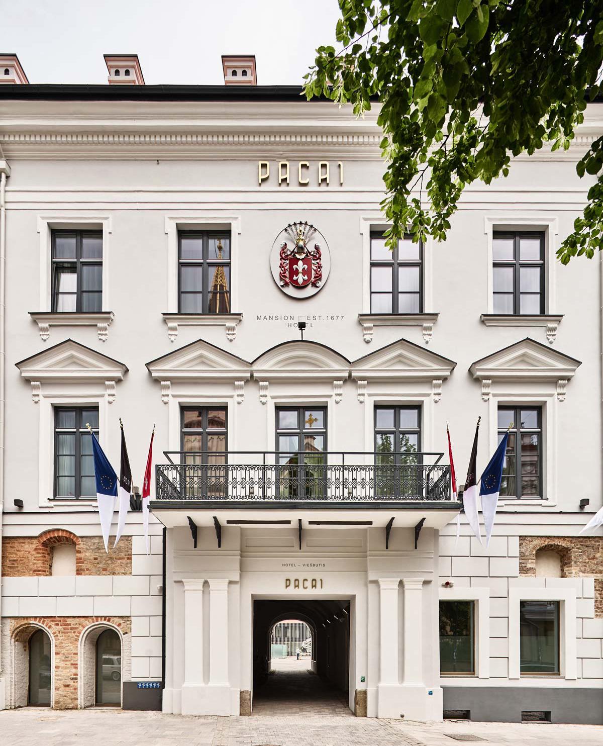 Hotel Pacai, Lituania