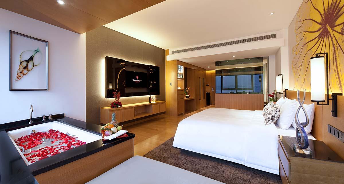 Tonino Lamborghini Lake Side Hotel a Huangshi
