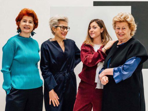 Elisa e Grazia Manerba, Federica Biasi, Federica Quitarelli