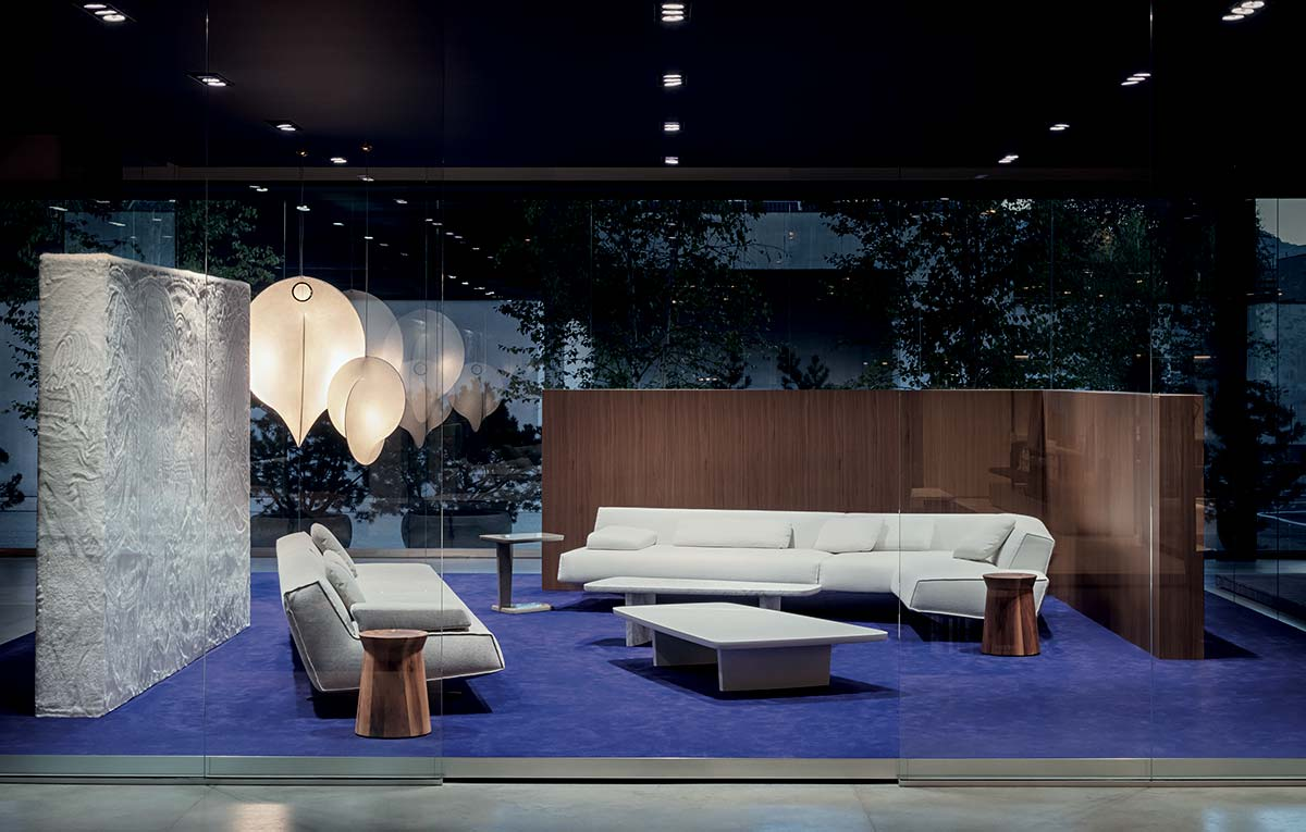 Secondo Studio by David Thulstrup per Poliform Lab,