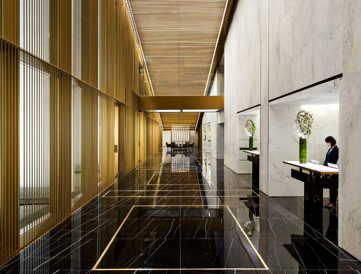 Lobby, The Murray