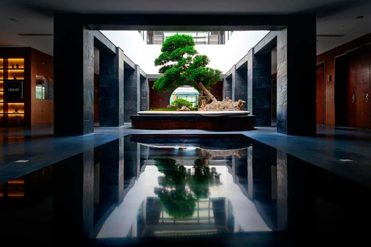 Tonino Lamborghini Library Boutique Hotel a Suzhou