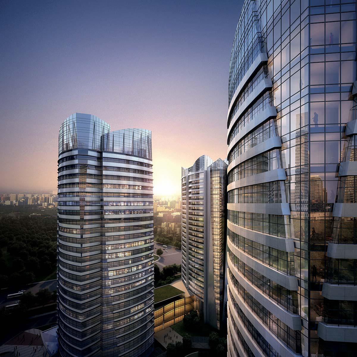 Tonino Lamborghini, progetto 5 Star Hotel and Real Estate a Zhengzhou