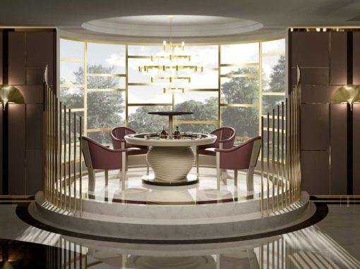 Vismara Design, Mirabilia Poker Table