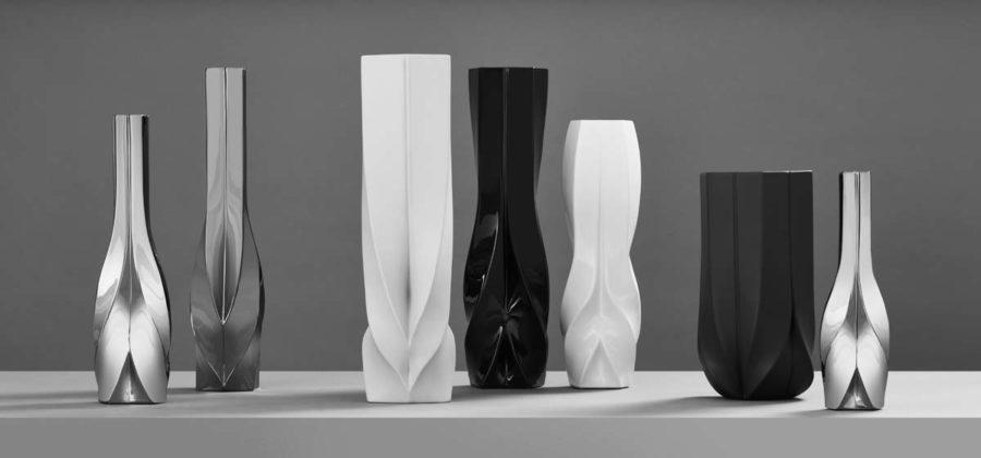 Collezione Composition by Zaha Hadid Design