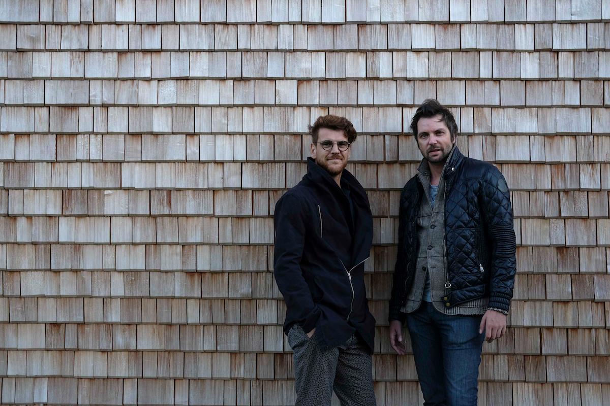 Lukas Rungger and Stefan Rier, founder of noa*, ©MadsMogensen