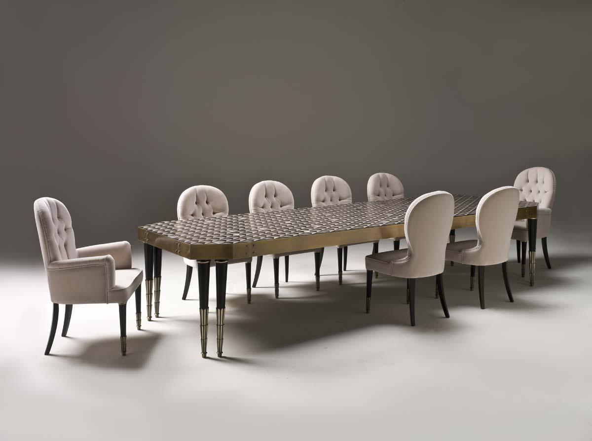 Tessella Dining, Angelo Cappellini