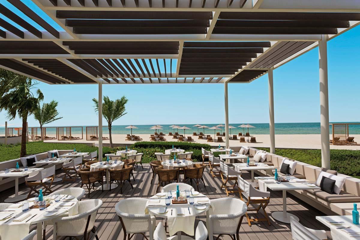 Acquario The Oberoi Beach Resort