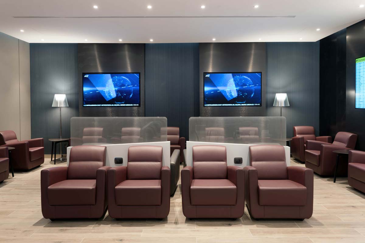 Relax area Casa Italia