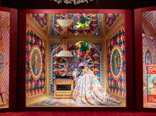 Dolce&Gabbana e Smeg, Artistic&Traditional